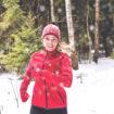Running in Snow and Ice Body Glide