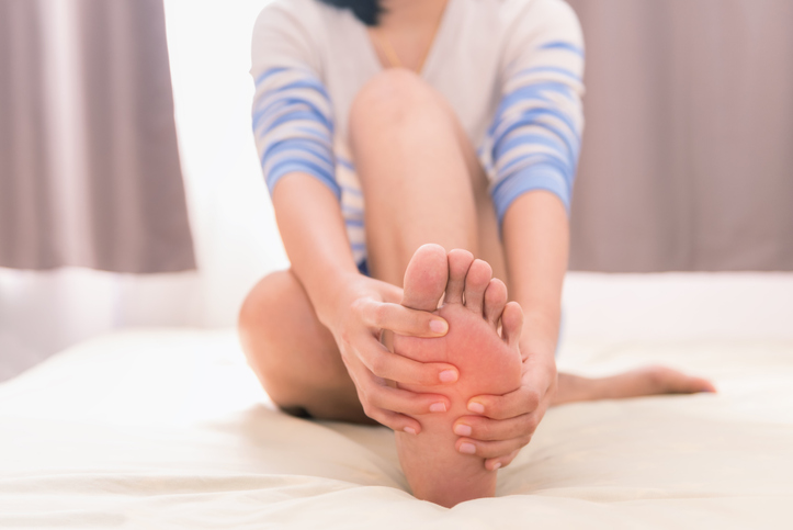 Womens Foot Chafing & Blisters - Body Glide